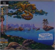 Yes: Yes 50 Live (SHM-CD) (Digipack), 2 CDs