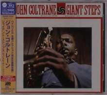 John Coltrane (1926-1967): Giant Steps (UHQCD/MQA-CD), CD
