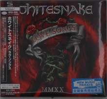 Whitesnake: Love Songs (2020 Remix) (SHM-CD) (Digisleeve), CD