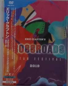 Eric Clapton's Crossroads Guitar Festival 2019 (Digipack), 2 DVDs