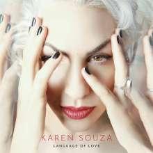 Karen Souza: Language Of Love (Digipack), CD