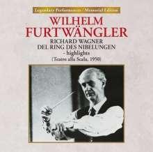 Richard Wagner (1813-1883): Der Ring des Nibelungen (Ausz.), CD