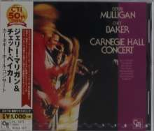 Gerry Mulligan & Chet Baker: Carnegie Hall Concert, CD