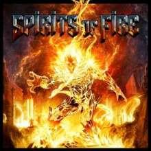 Spirits Of Fire: Spirits Of Fire (+Bonus), CD
