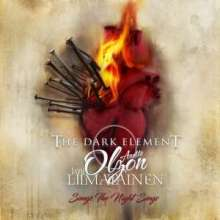 The Dark Element & Anette Olzon: Songs The Night Sings, CD