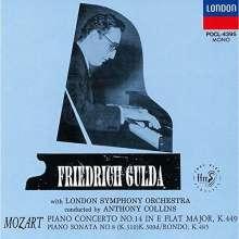 Wolfgang Amadeus Mozart (1756-1791): Klavierkonzert Nr.14, CD