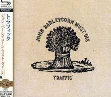 Traffic: John Barleycorn Must Die +4 (SHM-CD) (Reissue), CD
