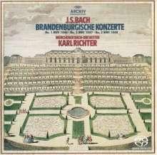 Johann Sebastian Bach (1685-1750): Brandenburgische Konzerte Nr.1-3 (SHM-SACD), Super Audio CD Non-Hybrid