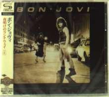 Bon Jovi: Bon Jovi (+Bonus) (SHM-CD), CD
