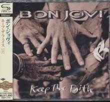 Bon Jovi: Keep The Faith (SHM-CD) (Special Edition), CD