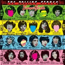 The Rolling Stones: Some Girls (SHM-CD) (Remaster) (Reissue), CD