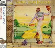 Elton John (geb. 1947): Goodbye Yellow Brick Road (SHM-CD) (Remaster) (Reissue), CD