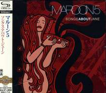 Maroon 5: Songs About Jane (SHM-CD), CD