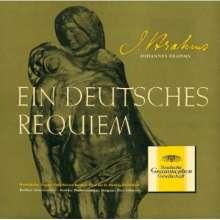 Johannes Brahms (1833-1897): Ein Deutsches Requiem op.45 (SHM-CD), CD