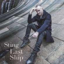 Sting: The Last Ship (SHM-CD), CD