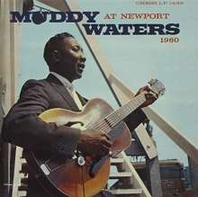 Muddy Waters: At Newport 1960 + Bonus, CD