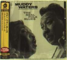 Muddy Waters: The Real Folk Blues, CD