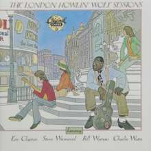Howlin' Wolf: The London Howlin' Wolf Sessions (Remaster), CD