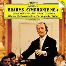 Johannes Brahms (1833-1897): Symphonie Nr.4 (SHM-CD), CD
