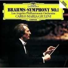 Johannes Brahms (1833-1897): Symphonie Nr.1 (SHM-CD), CD