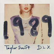 Taylor Swift: 1989 (Deluxe Edition), 1 CD und 1 DVD