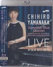 Chihiro Yamanaka (geb. 1974): Live At Blue Note Tokyo, Blu-ray Disc