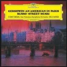 George Gershwin (1898-1937): Ein Amerikaner in Paris (Blu-spec CD), 2 CDs