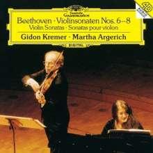 Ludwig van Beethoven (1770-1827): Violinsonaten Nr.6-8 (SHM-CD), CD