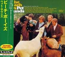 The Beach Boys: Pet Sounds (HDCD) (Mono/Stereo), CD