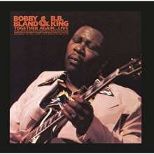 B.B. King & Bobby Bland: Together Again...Live, CD