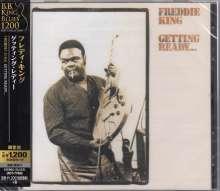 Freddie King: Getting Ready, CD