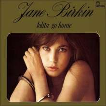 Jane Birkin: Lolita Go Home (Reissue) (Limited Edition), LP
