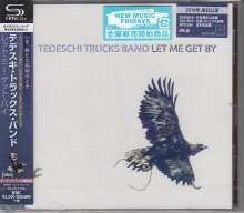 Tedeschi Trucks Band: Let Me Get By + 3 (SHM-CD), CD