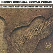 Kenny Burrell (geb. 1931): Guitar Forms (SHM-CD), CD
