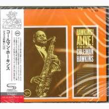 Coleman Hawkins (1904-1969): Hawkins! Alive! At The Village Gate (SHM-CD), CD