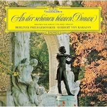 "Johann Strauss II (1825-1899): Walzer,Polkas,Ouvertüren ""An der schönen blauen Donau"" (SHM-CD), CD"