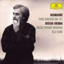 Sergej Rachmaninoff (1873-1943): Klavierkonzerte Nr.1 & 2 (SHM-CD), CD