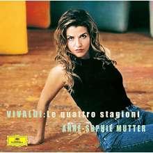"Antonio Vivaldi (1678-1741): Concerti op.8 Nr.1-4 ""4 Jahreszeiten"" (SHM-CD), CD"