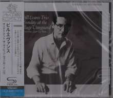 Bill Evans (Piano) (1929-1980): Sunday At The Village Vanguard (+Bonus) (SHM-CD), CD