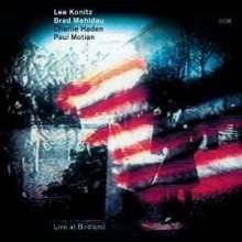 Lee Konitz, Brad Mehldau, Charlie Haden & Paul Motian: Live At Birdland (SHM-CD), CD
