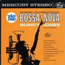 Quincy Jones (geb. 1933): Big Band Bossa Nova (SHM-CD), CD