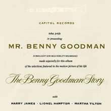 Benny Goodman (1909-1986): Filmmusik: The Benny Goodman Story (SHM-CD), CD