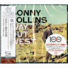 Sonny Rollins (geb. 1930): Way Out West (SHM-CD), CD
