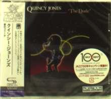 Quincy Jones (geb. 1933): The Dude (SHM-CD) (Reissue), CD