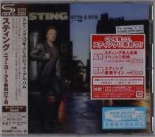 Sting (geb. 1951): 57th & 9th (SHM-CD), CD