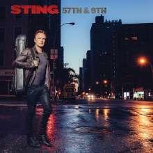 Sting (geb. 1951): 57th & 9th (Deluxe Edition) (SHM-CD + DVD), 1 CD und 1 DVD