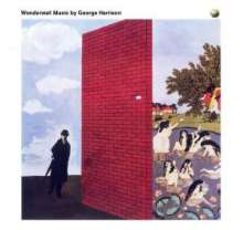 George Harrison (1943-2001): Wonderwall Music (SHM-CD) (Papersleeve), CD