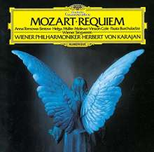 Wolfgang Amadeus Mozart (1756-1791): Requiem KV 626 (Ultimate High Quality CD), CD