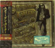 Steven Tyler: We're All Somebody From Somewhere (Deluxe-Edition) (SHM-CD + DVD), 1 CD und 1 DVD