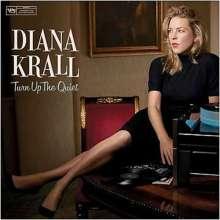 Diana Krall (geb. 1964): Turn Up The Quiet +1 (SHM-CD), CD